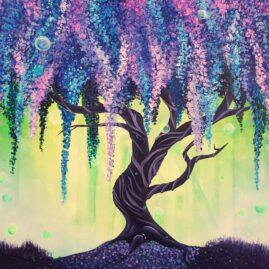 Gammelt Piletræ