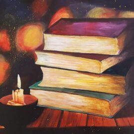 I bøgernes verden